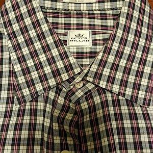 Peter Millar button down shirt SZ M